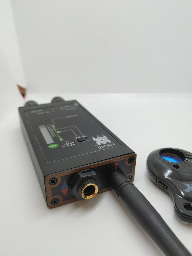 Profesionalus detektorius M8000