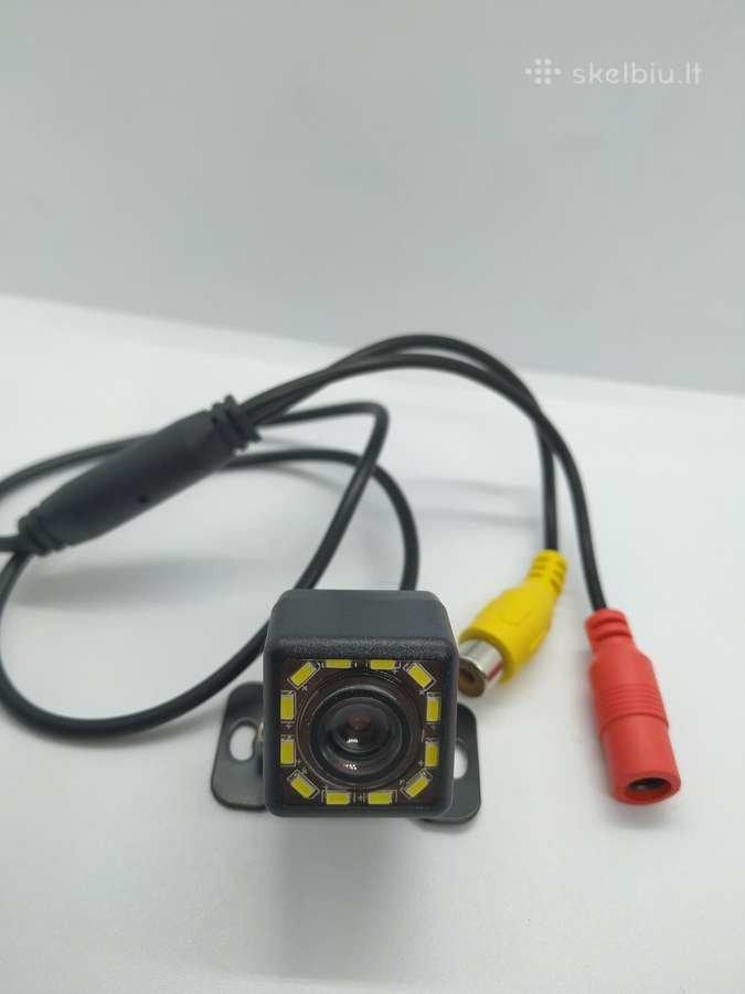 Galinio vaizdo kamera universali modelis 2
