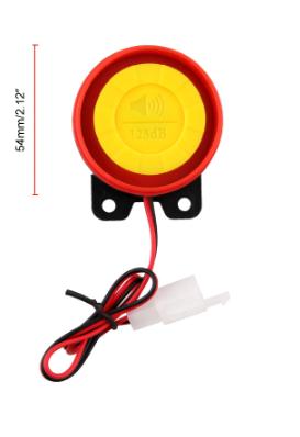 Signalizacija mopedui/motociklui