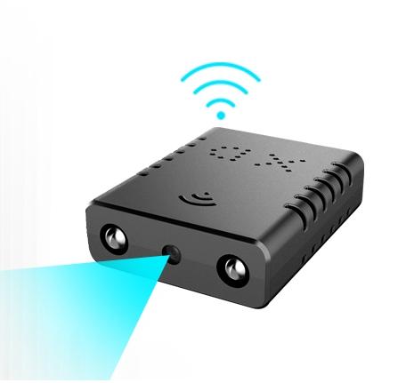 Slapta kamera XD WIFI IP versija